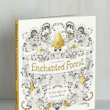 Chronicle Books Rustic The Art of Fleur Coloring Book