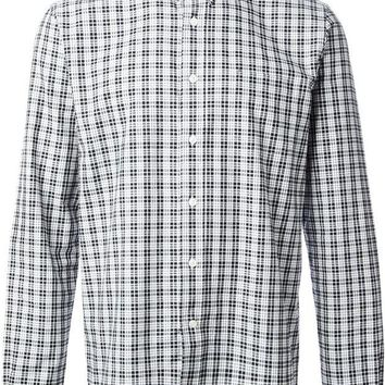 DCCKIN3 Ami Alexandre Mattiussi checked Oxford shirt