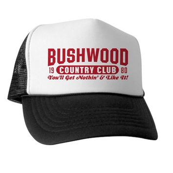 BUSHWOOD CAP TRUCKER HAT