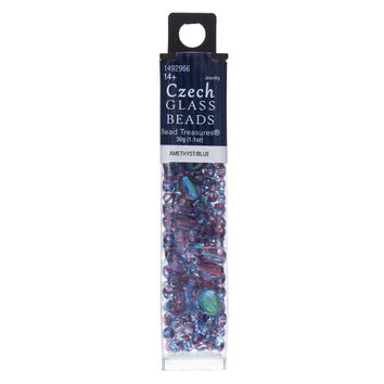 Czech Glass Bead Mix | Hobby Lobby