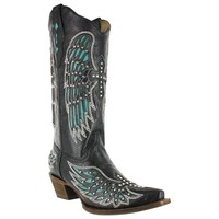 Corral Women's Wing and Cross Western Boots
