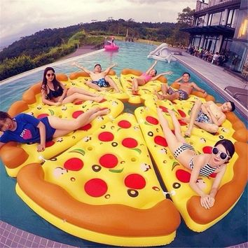 1PC DIY Inflatable Giant Swim Pool Floats Raft Swimming Water Beach Toy for Kid Adult