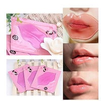 2X Sexy Collagen Crystal Lip Care Mask Anti-Ageing Membrane Essence Fad ULS