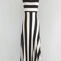 Long Sleeveless Maxi Top of the Byline Dress