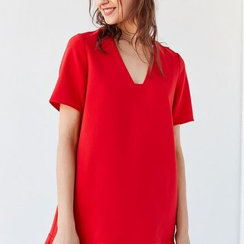 Blaque Label Peplum Shift Dress | Urban Outfitters