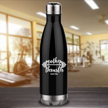Mother Thruster Laser Etched Water Bottle