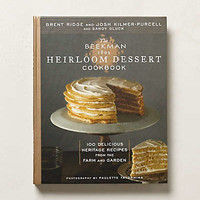 Anthropologie - The Beekman 1802 Heirloom Dessert Cookbook