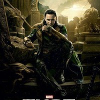 Posters: Thor Poster - 2, Loki (36 x 24 inches)