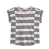 crewcuts Girls Panel Striped