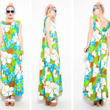 Shop Luau Maxi Dress on Wanelo