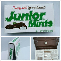 Jr. Mints Candy Box Wallet- Pouch