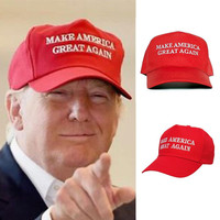 Donald Trump Make America Great Again Hat For Women & Men Baseball Letter Casual Cap