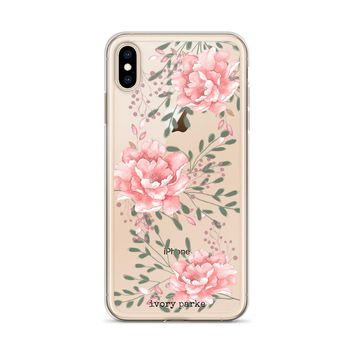 Spring Blossom Floral iPhone Case