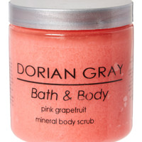 Pink Grapefruit Mineral Body Scrub