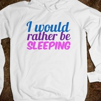 I'D RATHER SLEEP.. - JD's Boutique