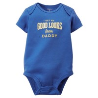 Carter's Embroidered Family Bodysuit - Baby Boy, Size: