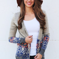 Better In Color Cardigan