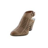 Dolce Vita Womens Harolyn Strappy Round Toe Ankle Boots