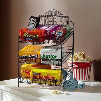 Movie Snack Display | PBteen