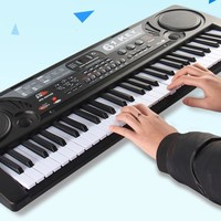 61  Electronic Keyboard Piano
