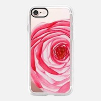 Casetify iPhone 7 Case - Rosy by Allison Reich