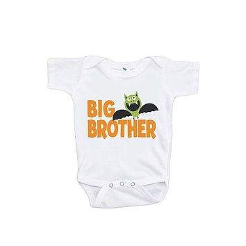 Custom Party Shop Baby's Big Brother Halloween Onepiece