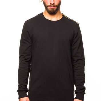 Religion Pray Jet Black Sweater