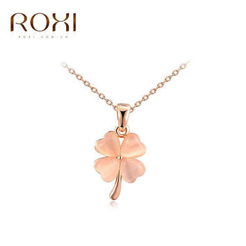 New Arrival Shiny Gift Stylish Korean Jewelry Necklace [9259020292]