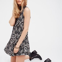 Free People Amelia Mini Dress