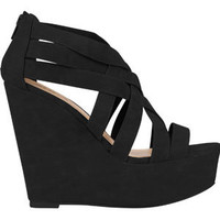 SODA Berta Womens Shoes 213590100 | Heels & Wedges | Tillys.com