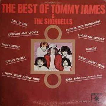 Tommy James & The Shondells - The Best Of Tommy James & The Shondells (LP, Comp, Uni)