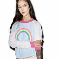 LUCA RAINBOW CROPPED THERMAL