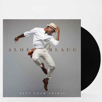 Aloe Blacc - Lift Your Spirit LP