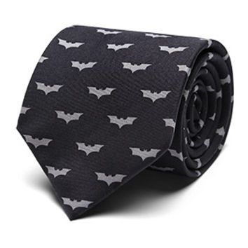 Dark Knight Silk Tie - Exclusive