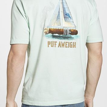 Men's Tommy Bahama 'Puff Aweigh' Original Fit Crewneck T-Shirt