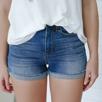 West Palm Beach Denim Shorts