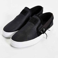Clear Weather Convertible Canvas Slip-On Shoe