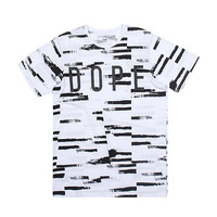 DOPE BRUSHED TEE - White | Jimmy Jazz - D0415T168