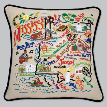 catstudio - Mississippi Pillow