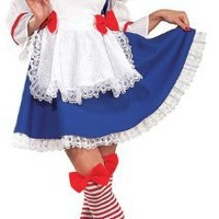 Secret Wishes Rag Doll Costume
