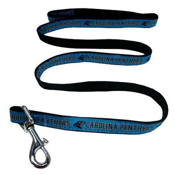 Carolina Panthers Leash Large