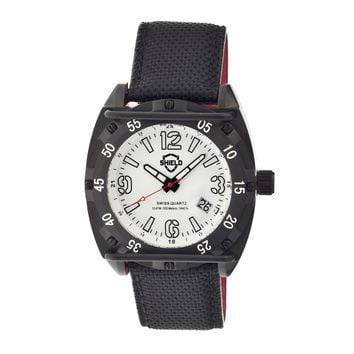 Shield Sh0605 Pilecki Mens Watch