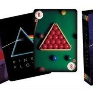 Playing Cards Pink Floyd: Single Deck