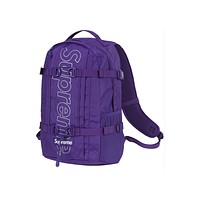 Supreme Backpack - Purple FW18