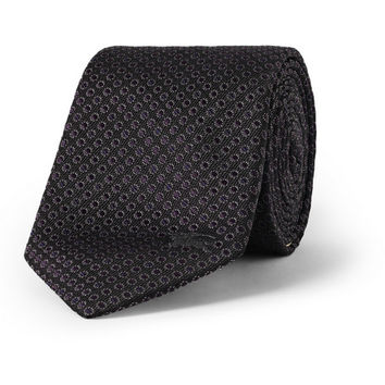 Burberry London Rohan patterned silk tie | MR PORTER