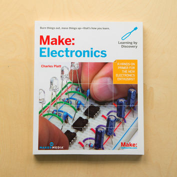 Make: Electronics, 1Ed (PDF)
