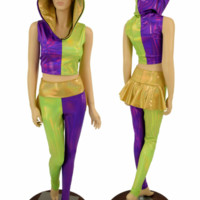2PC Mardi Gras Set