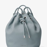 Dalia Large Leather Backpack | Michael Kors