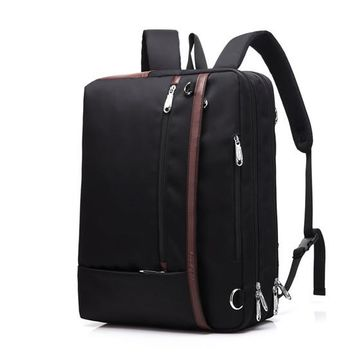 "Cool Backpack school 2018 New Coolbell Brand Messenger Backpack For Laptop 15"",15.6"",17"",17.1"",17.3"" Notebook Bag, Packsack,   Shipping 5505 AT_52_3"