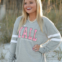 Y'All  Long Sleeve Tee | Jadelynn Brooke
